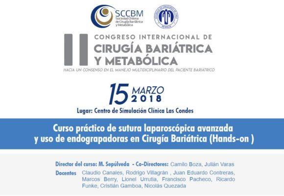 CONGRESO CIRUGIA BARIATRICA CHILE