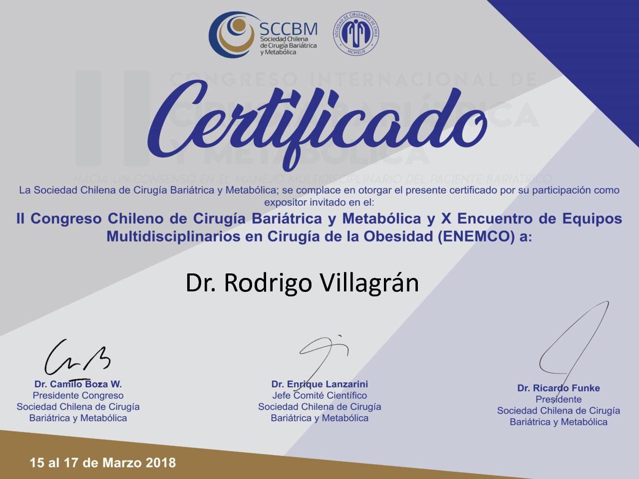 Centro Médico CLINyCO en congreso internacional
